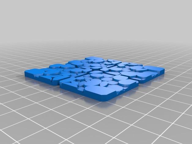 模块化的游戏基地模型 3D模型  图11