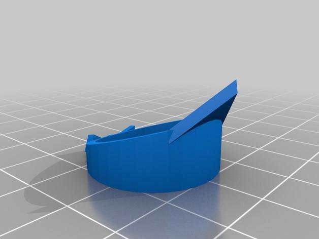 软木小狗零部件模型 3D模型  图4