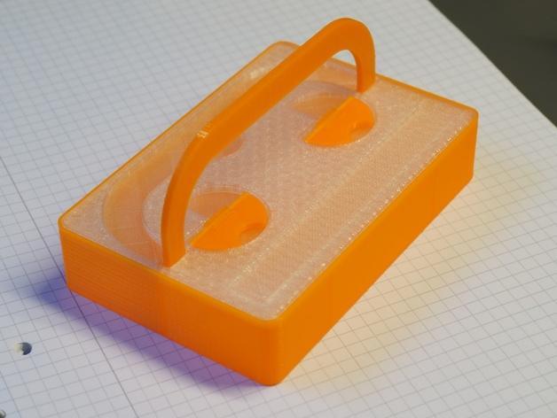 可密封的分类盒 3D模型  图9