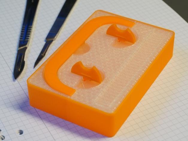 可密封的分类盒 3D模型  图8