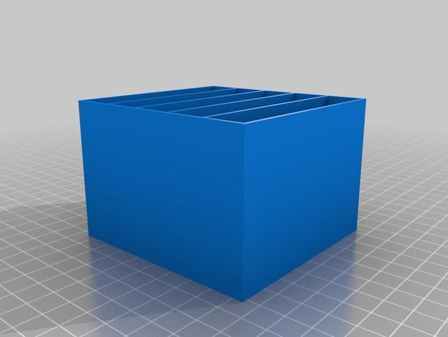 托盘抽屉 3D模型  图5