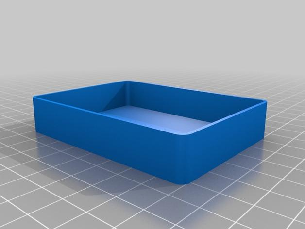 托盘抽屉 3D模型  图8