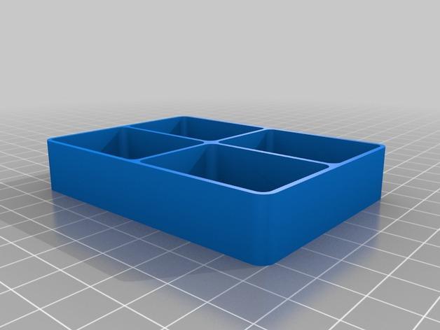 托盘抽屉 3D模型  图7