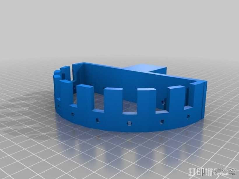 水果采集机 3D模型  图4