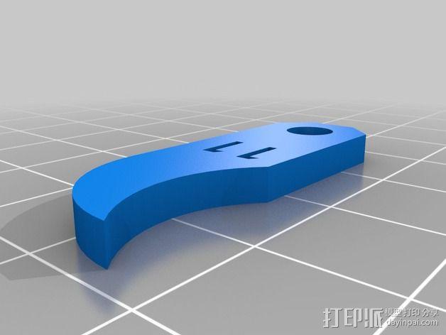 半径量规 3D模型  图19