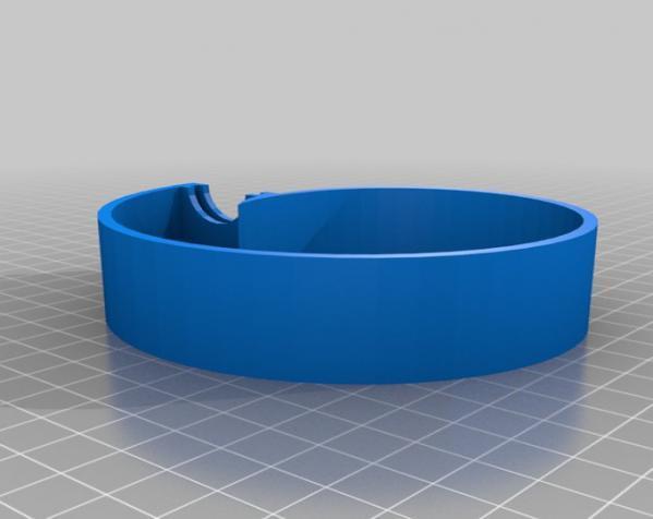 渐开线鼓风机 3D模型  图9