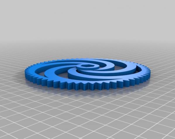 渐开线鼓风机 3D模型  图13