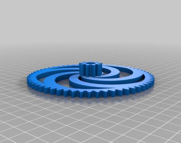 渐开线鼓风机 3D模型  图12
