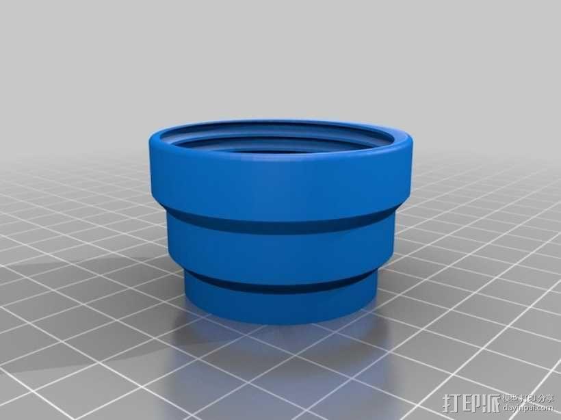 涡轮旋转工具配件 3D模型  图10