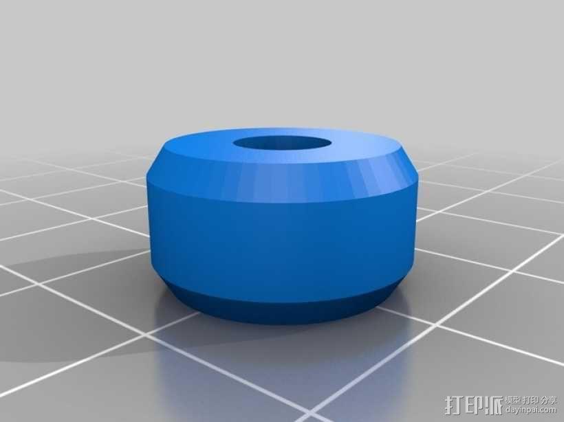 涡轮旋转工具配件 3D模型  图16