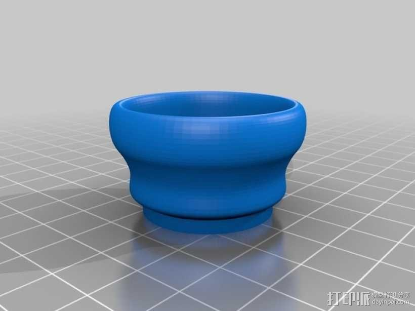 涡轮旋转工具配件 3D模型  图15