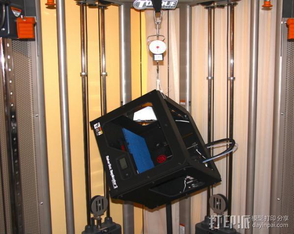 尼龙束带 3D模型  图2