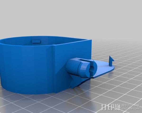 热量测试器 3D模型  图4