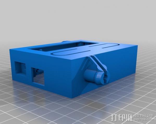 热量测试器 3D模型  图3
