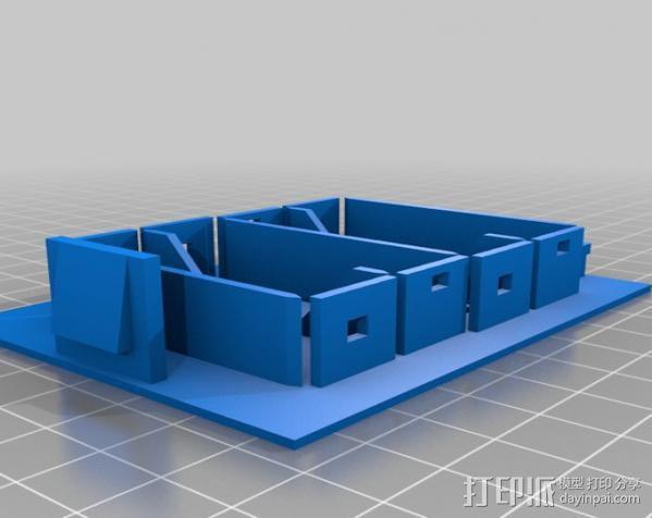 热量测试器 3D模型  图6