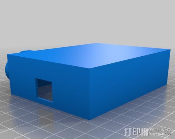 热量测试器 3D模型  图7