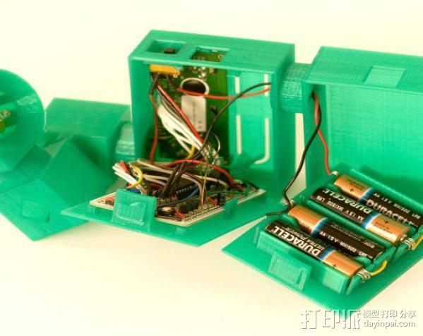 热量测试器 3D模型  图9