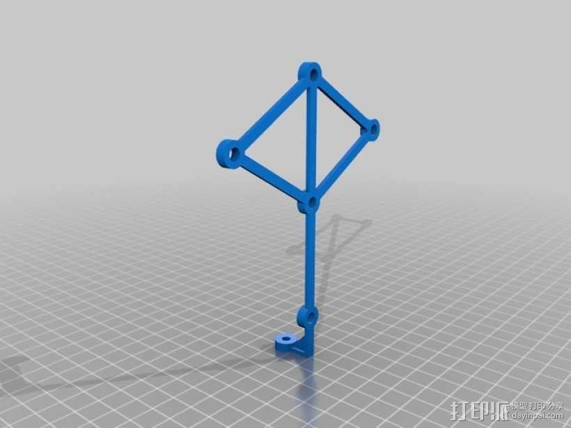 减速齿轮(1:256) 3D模型  图5