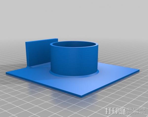 真空成形机 3D模型  图12