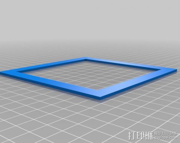 真空成形机 3D模型  图11