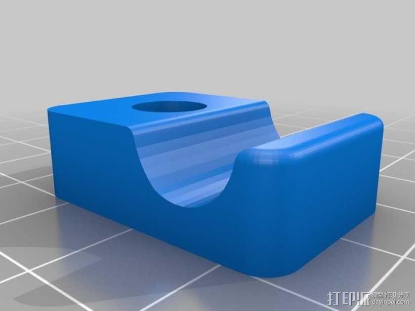 通用瓶盖三脚架 3D模型  图6
