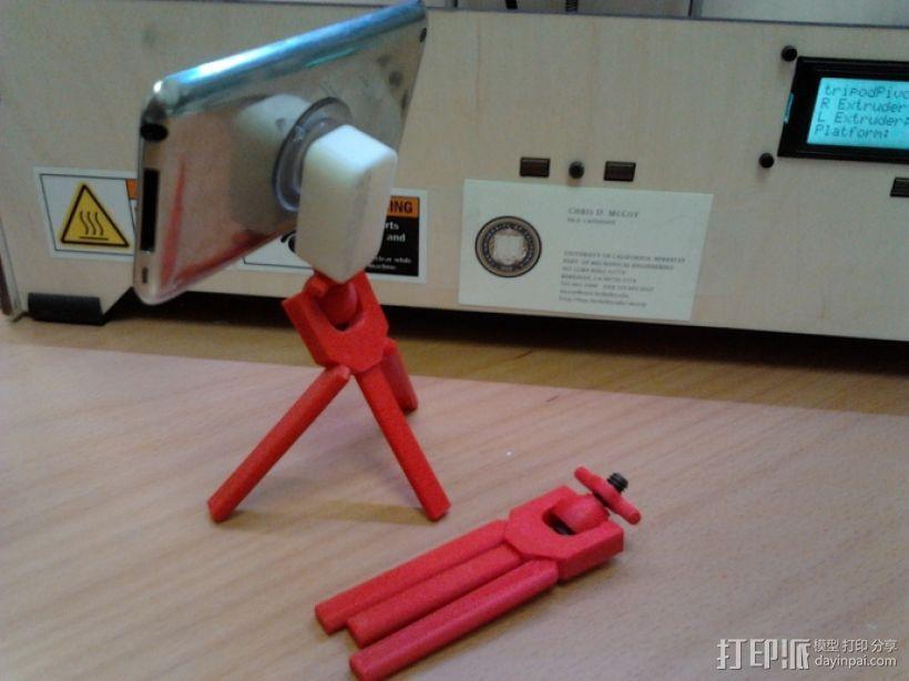 手机三脚架 3D模型  图13