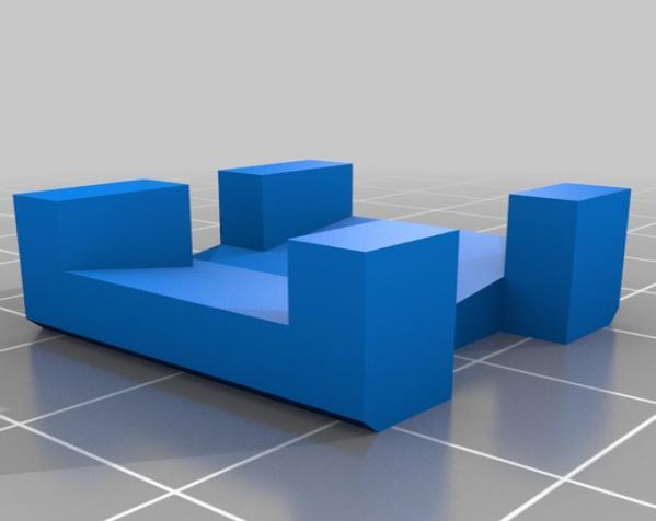 易拉罐环 锁甲 3D模型  图3