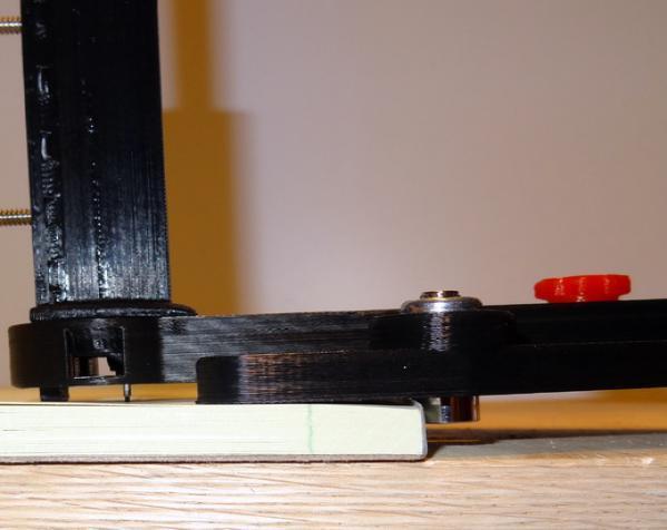 邻接线路固定工具 3D模型  图4