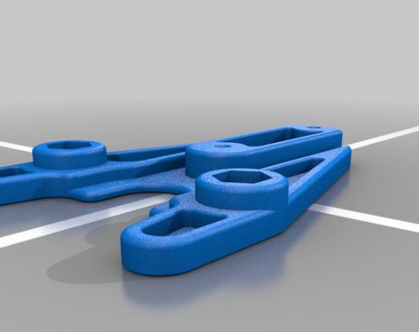 邻接线路固定工具 3D模型  图8