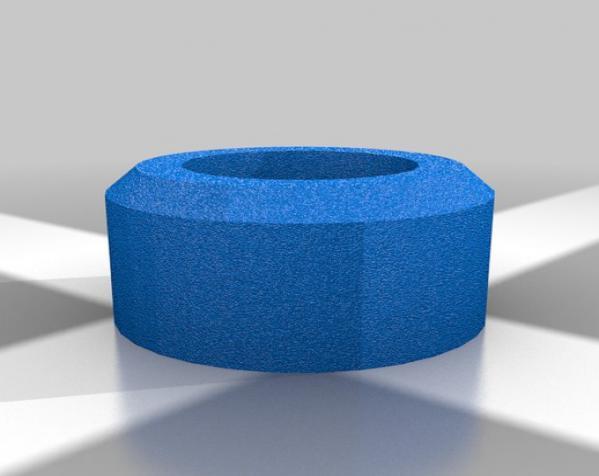 邻接线路固定工具 3D模型  图7