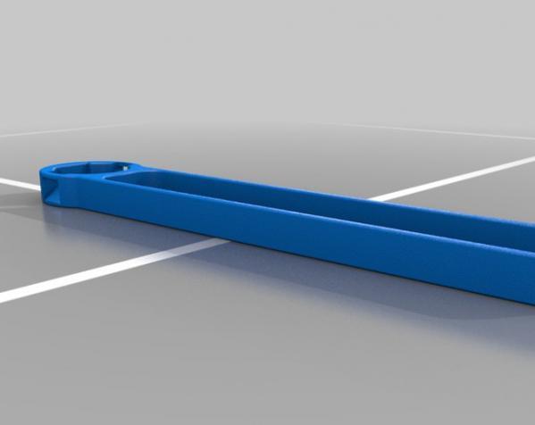邻接线路固定工具 3D模型  图9