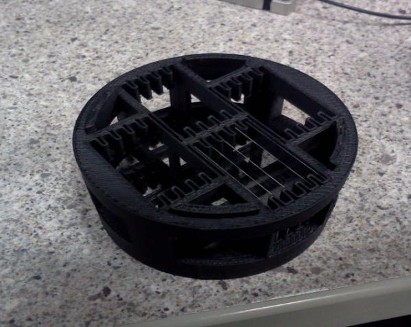 盖玻片容器 3D模型  图3