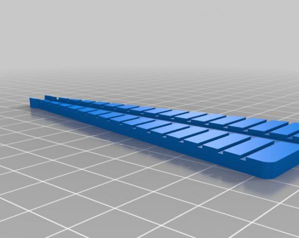 电阻 成型工具 3D模型  图2