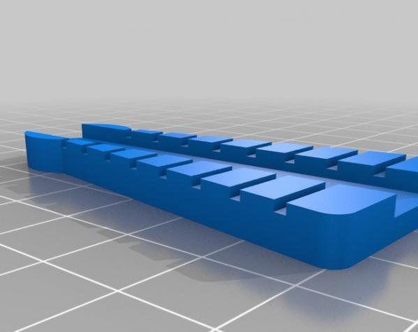 电阻 成型工具 3D模型  图4