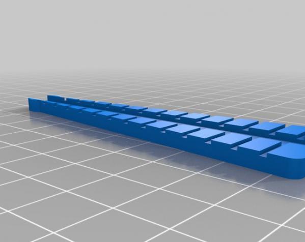 电阻 成型工具 3D模型  图3
