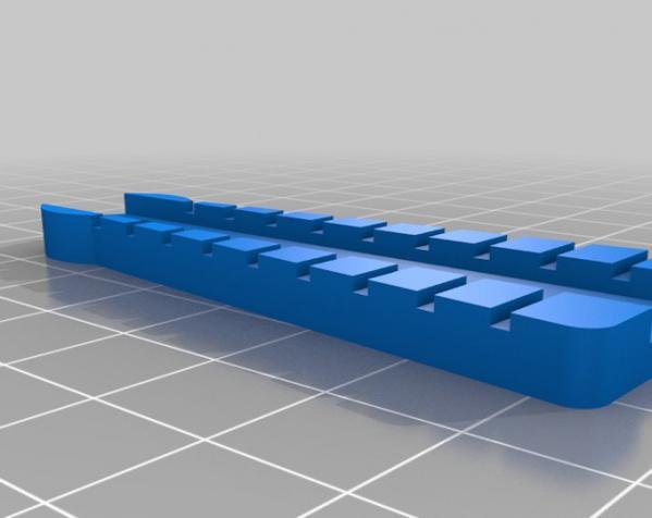 电阻 成型工具 3D模型  图6