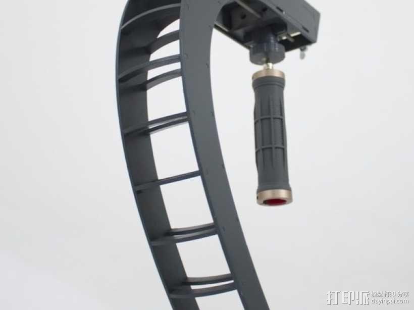 摄影机稳定器 3D模型  图1