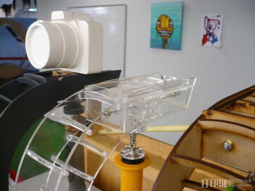 摄影机稳定器 3D模型  图15