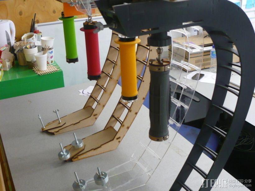 摄影机稳定器 3D模型  图16