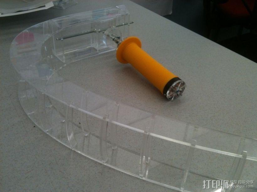 摄影机稳定器 3D模型  图14