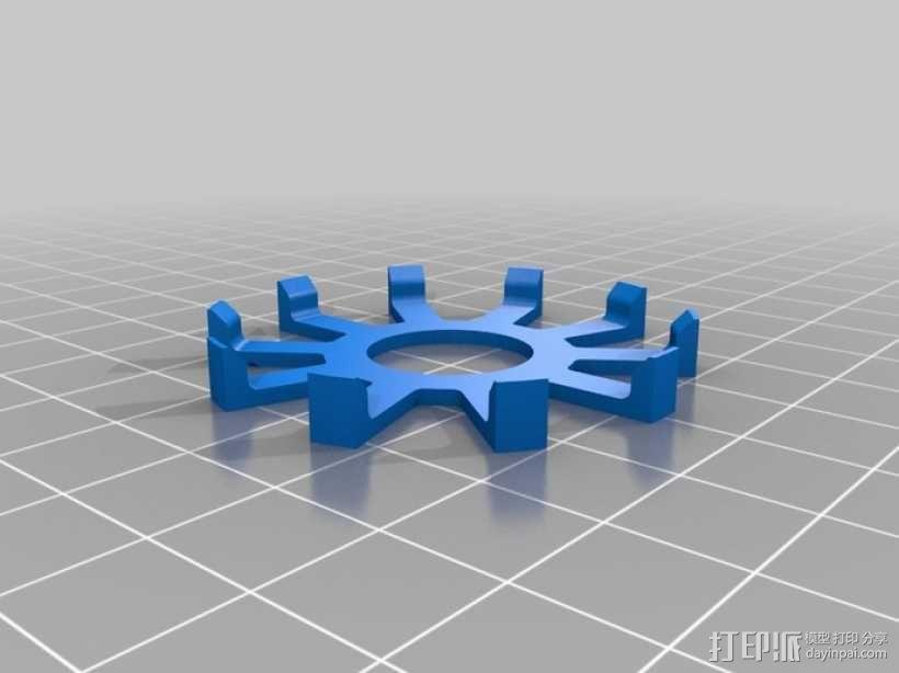 O形链式起重机 3D模型  图9