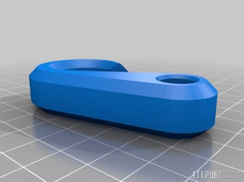 O形链式起重机 3D模型  图8