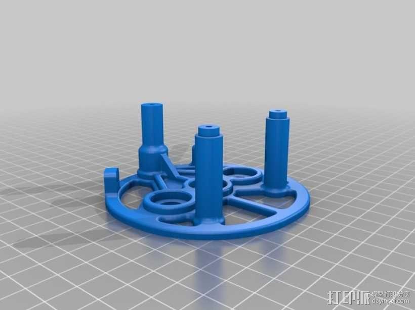 O形链式起重机 3D模型  图10