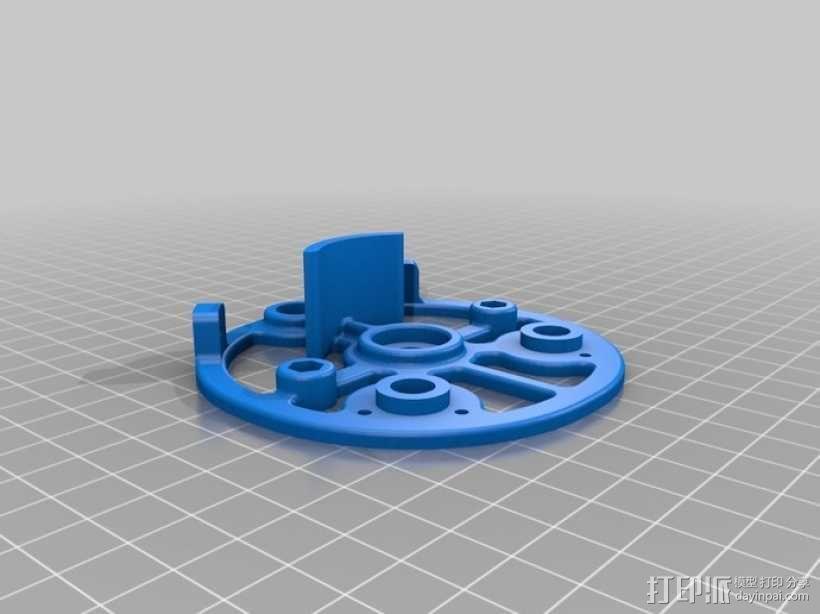 O形链式起重机 3D模型  图11