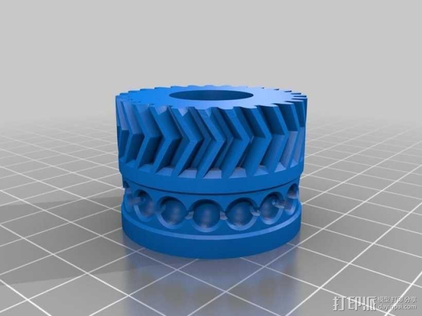 O形链式起重机 3D模型  图12