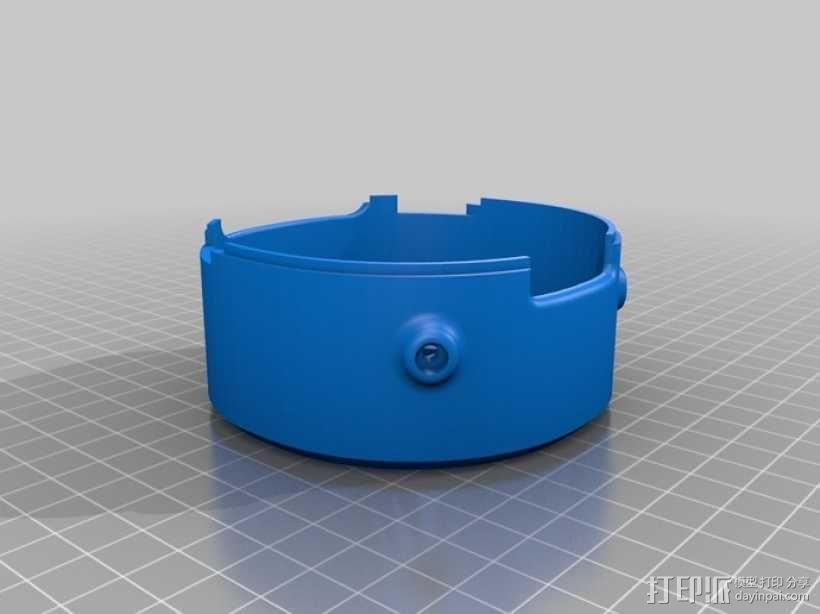 O形链式起重机 3D模型  图13