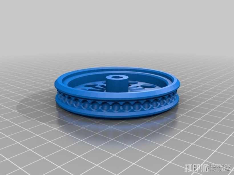 O形链式起重机 3D模型  图14