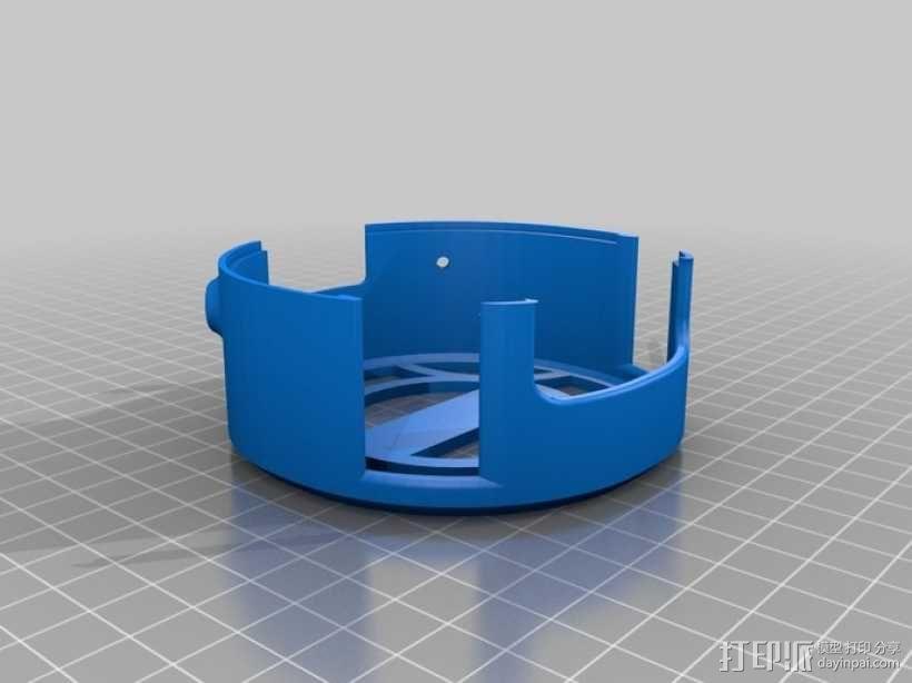 O形链式起重机 3D模型  图15