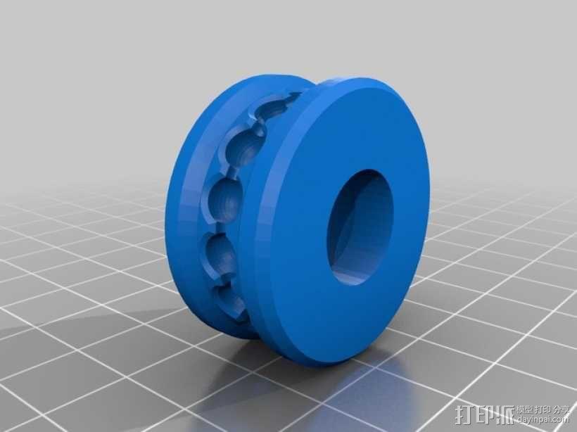 O形链式起重机 3D模型  图19