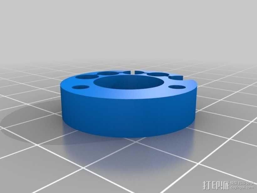 O形链式起重机 3D模型  图24